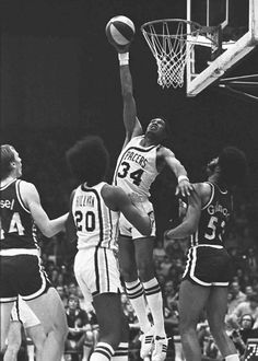 As a member of the Pacers for six seasons, Mel Daniels went on to win the ABA MVP twice, was an All-Star each year, was named All-ABA First Team three times and All-ABA Second Team once. Daniels averaged 19.5 ppg and 15.9 rpg while leading the team to its three ABA Championships.