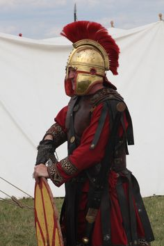 Britannia: Roman officer