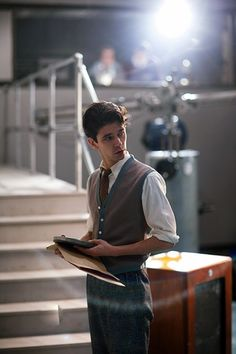 Ben as Freddie Lyon in The Hour.