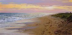 Título desconocido.  Sergio Roffo, pintor estadounidénse nacido en Italia en 1953.