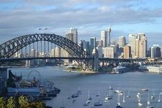Find the best Sydney family hotels for your Australian family vacation. Choose from cheap family rooms, serviced holiday apartments, or luxury hotels Sydney Tourist Attractions, Holiday Apartments, Bondi Beach, Sydney Harbour Bridge, Family Travel, Stuff To Do, Things To Do, Tourism, Tower