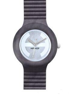 HIP HOP OROLOGIO melange cassa da 32 mm sfumature di grigio HWU0332