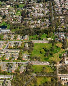 Angelslo, Emmen, Drenthe. Wat een leuke foto! Hier ben ik geboren.