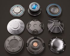 ArtStation - Hard Surface Sci Fi Kitbash Collection, Max Margarit - Object to work on - Yorgo Angelopoulos 3d Max Tutorial, Science Fiction, Hard Surface Modeling, 3d Modeling, Sci Fi Environment, 3d Mesh, Sci Fi Models, Futuristic Art, Mechanical Design