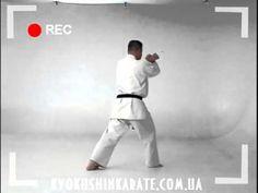 Pinan Sono Yon - Kata Kyokushin Karate (+плейлист)