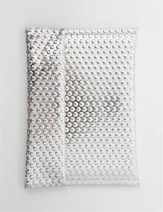 MM6 by Maison Martin Margiela Metal Fabric Clutch | Ode to Things