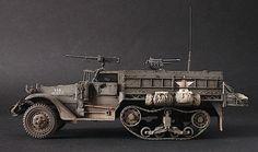 M3A2 Halftrack/3