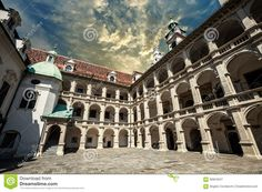 Klagenfurt, Historic Building. Austria - Download From Over 41 Million High Quality Stock Photos, Images, Vectors. Sign up for FREE today. Image: 66924047
