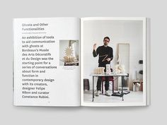 It's Nice That | Studio AKFB redesigns the newly relaunched Disegno Magazine
