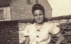 German woman, 1945