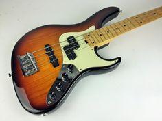 Sadowsky Bass Guitars NYC 24 Fret P/J  2-Tone Sunburst