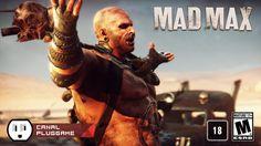 MAD MAX - #1 - O INÍCIO - (GamePlay PS4 em PT-BR)