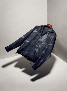 windbreaker // Hermès Spring Summer 2013. Photo: Jacob SUTTON.