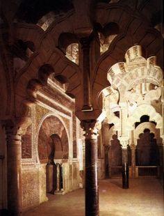 Mezquita de Cordoba. España