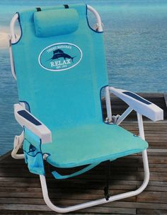 Relax on the Beach or by the Pool with a Tommy Bahama Beach Chair