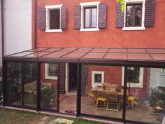Veranda alluminio Verona | Gallery Serramenti Veronesi
