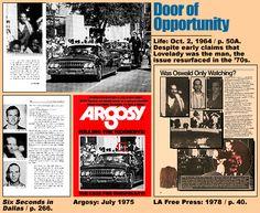 Was Lee Oswald Standing in the Depository Doorway?