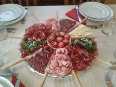 Related image Antipasto, Tapas, Italian Appetizers, Food Platters, Game Day Food, Clean Eating Snacks, Italian Recipes, Catering, Brunch