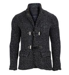 A wardrobe essential for men: jacket Get The Look, Must Haves, Latest Trends, Autumn Fashion, Blazer, Coat, Jackets, Design, Men