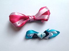 Hairpinhair ornamentbowHair by HATHAPPINESS on Etsy