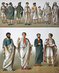 48c89ad80ee0 Durante los primeros siglos de la Edad Media se fue constituyendo la manera  de vestir que