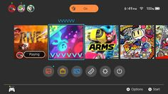 VVVVVV is in the running for best Switch icon artwork.