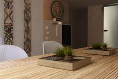 Apartment remodeling 3D rendering image-Valencia (Spain ) VRay and 3DMax by Ari Signes Designs     To make a small bedroom look bigger can seem like a challenge .I sweat blood!! .The natural color scheme of this room makes this apartment feel larger than it is