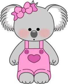 Clip Art Koala Bear Clip Art free cute koala clip art artborders pinterest clipart from www cutecolors com