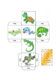 matching worksheets reptil animals animals pinterest reptiles and homeschool. Black Bedroom Furniture Sets. Home Design Ideas