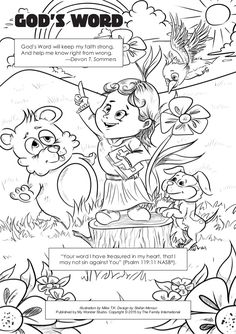 Matthew 6 Do Not Worry Sunday School Coloring Pages Your