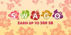 Swagbucks is holding their Swago promotion starting Monday, August 28th at 9am PDT! It's just like bingo, but in this case you're filling out squares as you earn points on their site for doing things you already do online. If you're thinking of trying Swagbucks, this is a great chance to learn all about how the site works and earn bonus points while doing it.