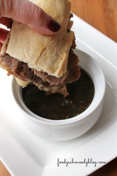 Learn How to Make Au Jus for French Dip Sandwiches even if you don't have drippings from a roast. Perfect for leftover prime rib or even deli roast beef!