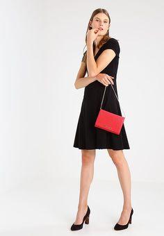 Lauren Ralph Lauren DELANEY - Clutch - tango red - Zalando.de