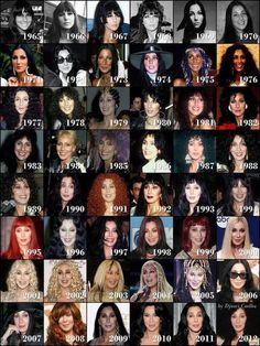 Cher ..... through t