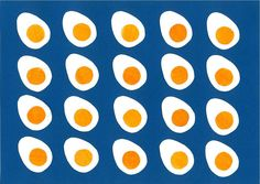 Eggs in their best form.