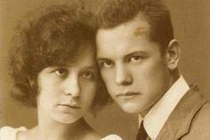 József Attila nővérével, Etelkával 1923-ban Makón Literature, Poems, Writers, Google, Attila, Literatura, Poetry, Verses, Authors