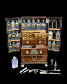 Two Nerdy History Girls: A Travelling Medicine Chest for 1827