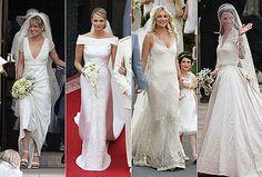 Escolha o vestido de noiva ideal para seu tipo de corpo