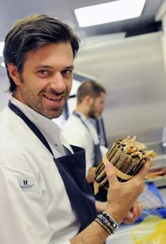 Dutch chef Sergio Herman