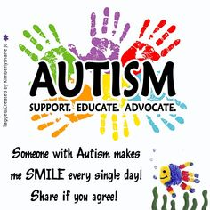 Autism Awareness #autism #awareness