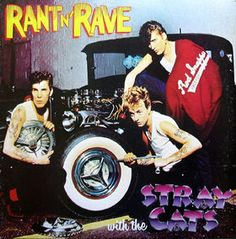 The Stray Cats  Carefree Theater