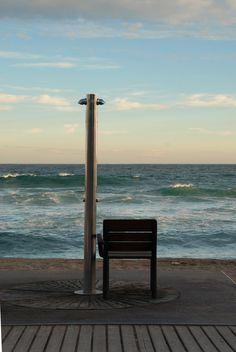La playa (Badalona) - Barcelona