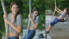 Crap she is adorable. #shailenewoodley