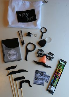 spy kit! great for kids