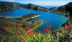 Azores Islands, Portugal.