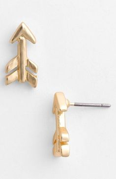 Nordstrom 'Azteca Arrow' Stud Earrings available at #Nordstrom