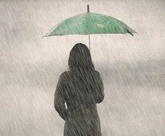 Walking Alone in the Rain   Alone_in_rain