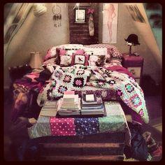 Really nice bedding combo