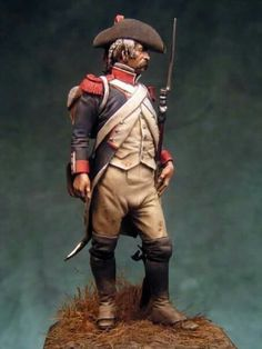 Some works of Bill Horan - Virtual Museum of Historical Miniatures Military Figures, Military Modelling, Virtual Museum, French Models, French Army, Miniature Figurines, French Revolution, Napoleonic Wars, Figure Model