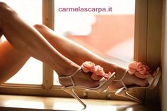 Scarpe da sposa Carmela Scarpa (Trani - Puglia) #wedding #bridal #italy #shoes